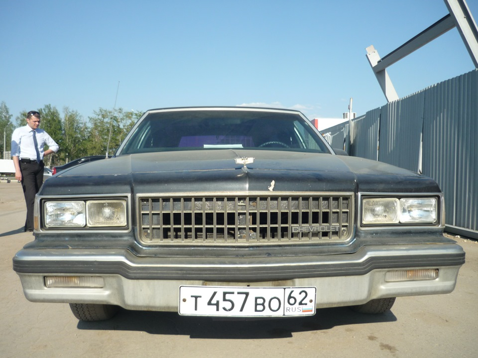 Chevrolet Caprice Classic Wagon 1989 from Russia 8b29dbcs-960