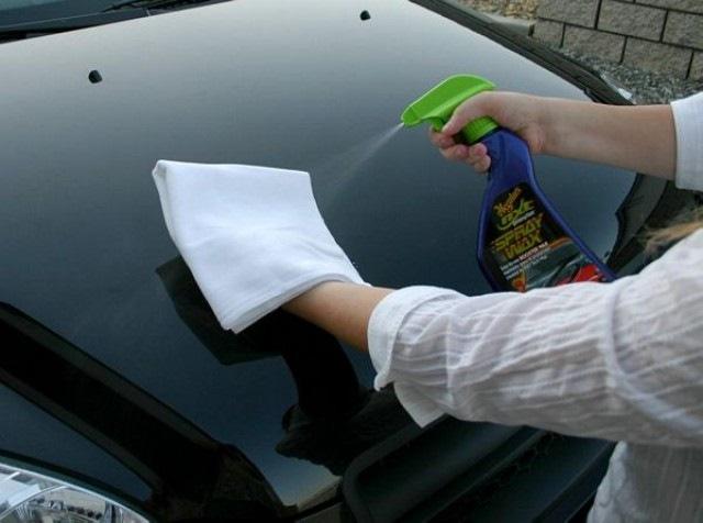 Воск для стекол автомобиля своими руками 10