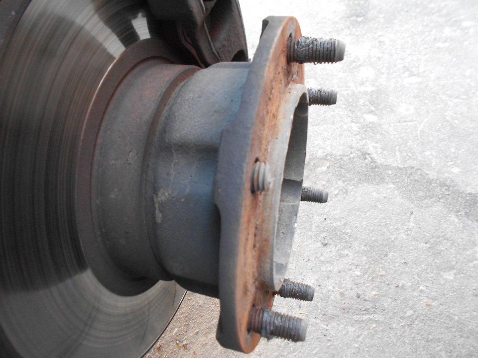 Замена шпилек заднего колеса форд транзит спарко фото 545-602