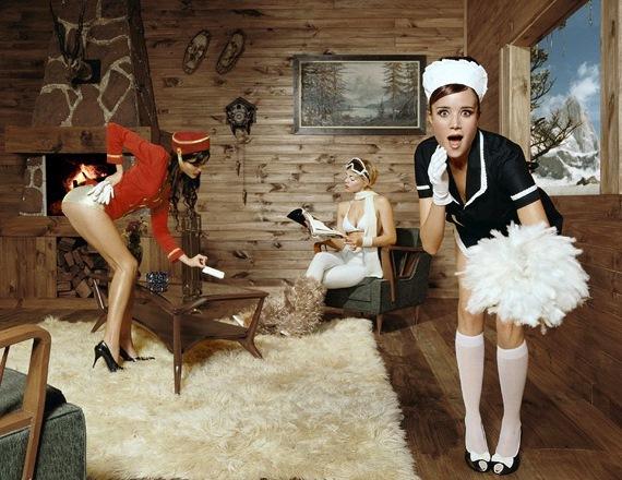 Фото жены ролевые игры, как делает массаж и хуй