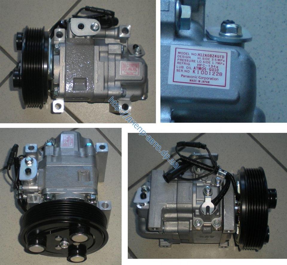 Замена компрессора кондиционера panasonic установка сплит системы сколько стоит