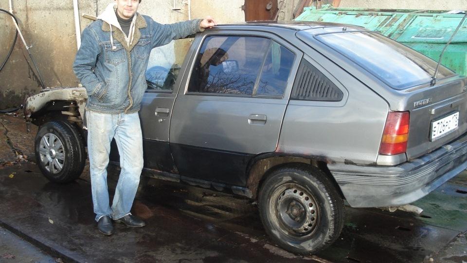Opel Kadett c16nz работа идет!