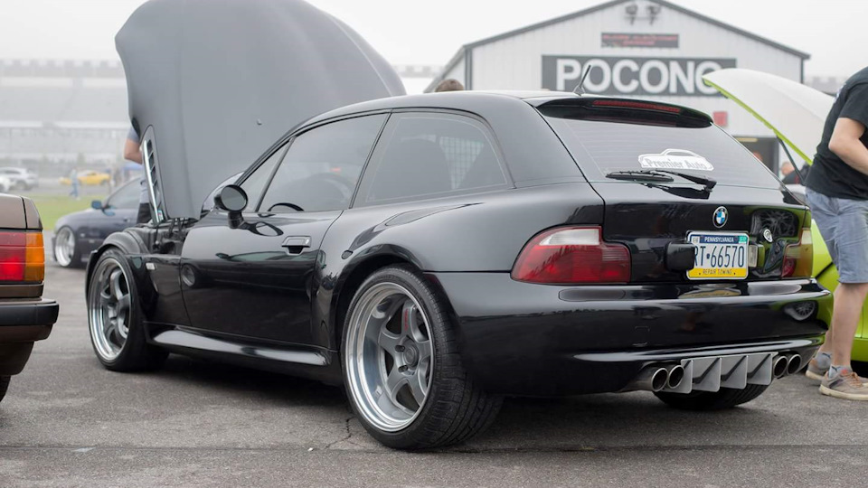 Bmw M Coupe Z3 M Coupe S54 Drive2