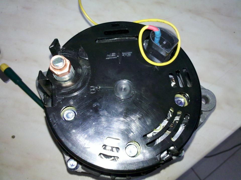 Фото №14 - ВАЗ 2110 нет возбуждения генератора