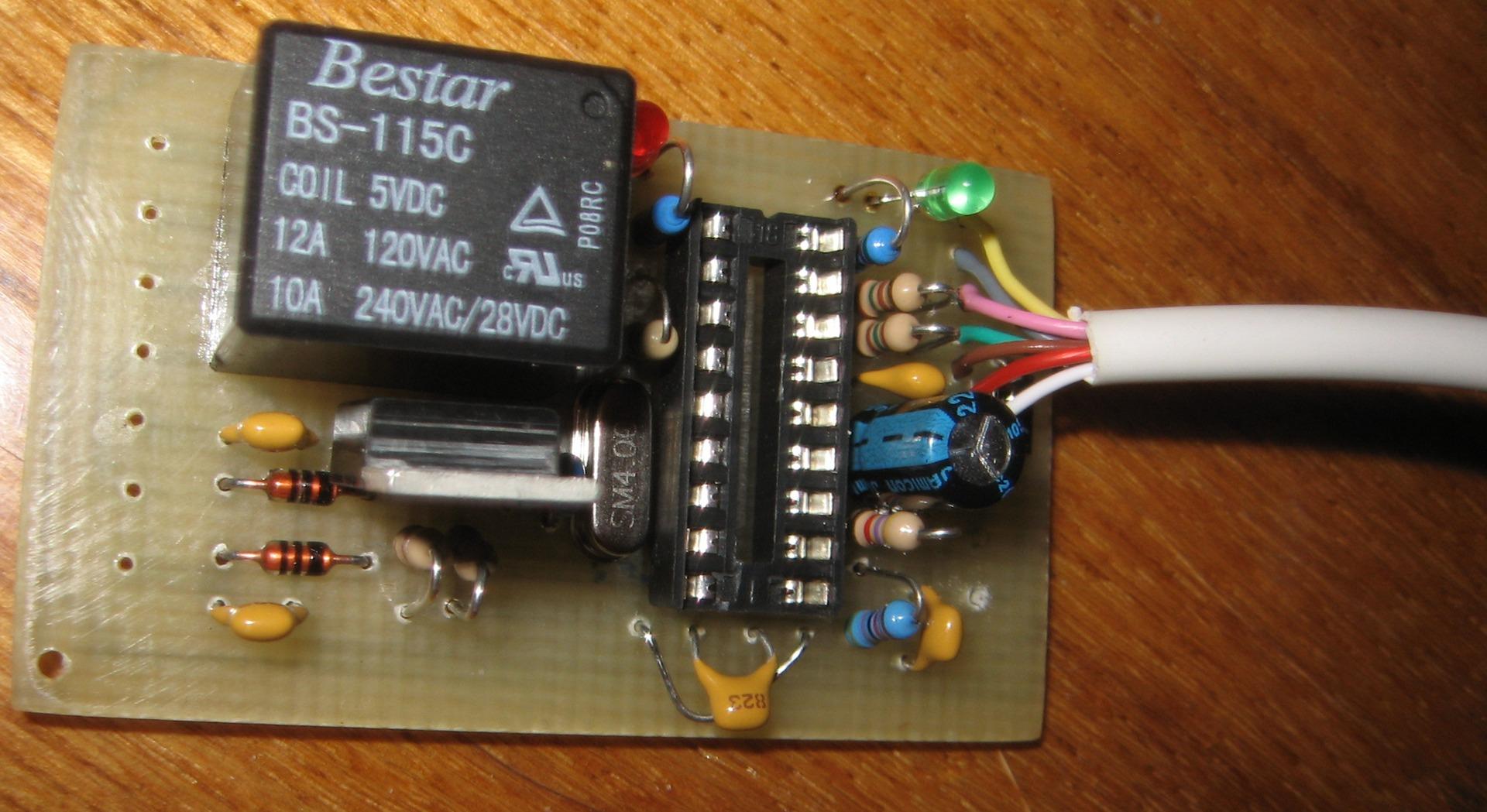 Как сделать ретранслятор сигнализации