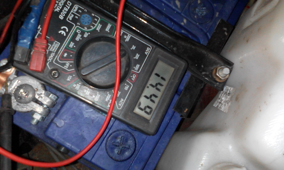 Фото №6 - как повысить напряжение генератора ВАЗ 2110