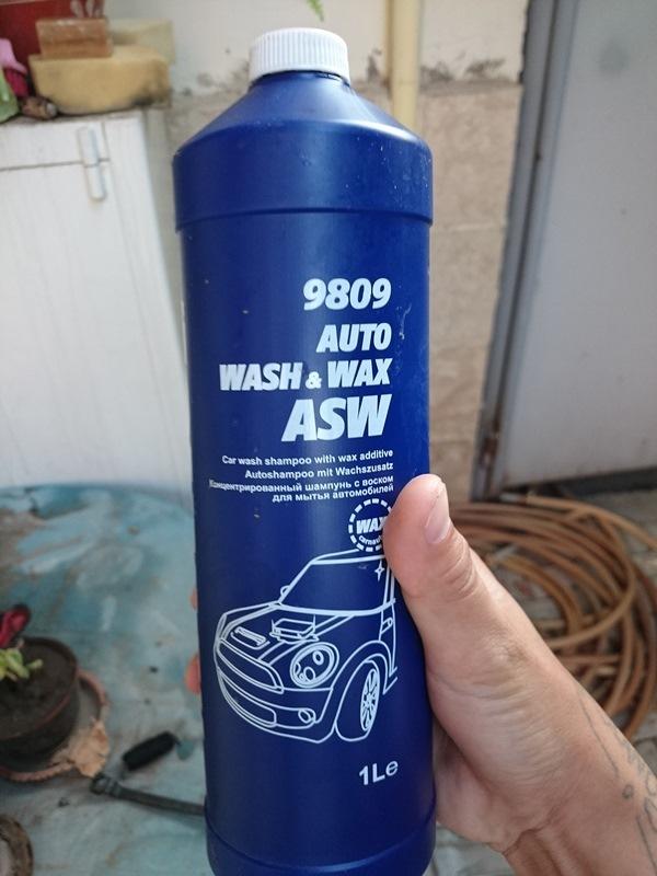 """Немного блеска и гидрофобии(автохимия от Mannol 9809) — бортжурнал Toyota  ist 1.5 """"Полный Фарш"""" 2003 года на DRIVE2"""