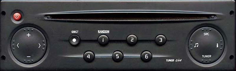 штатная магнитола renault kangoo 2007 схема подключения
