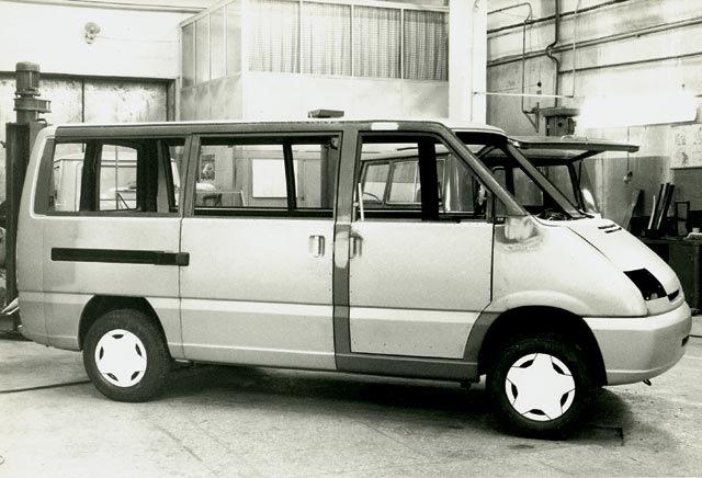 Единственный советский микроавтобус РАФ М-1 «Роксана» нашелся в Латвии