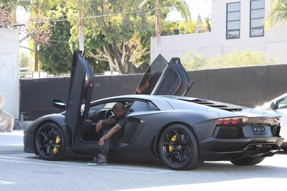 Kanye West Cars Collection 2015