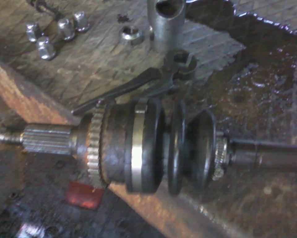 Замена пыльника привода внутреннего сузуки лиана Ремонт моторчика вентилятора радиатора jaguar
