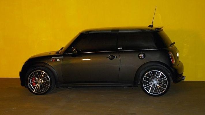 Mini Cooper S R53 Parklane Drive2