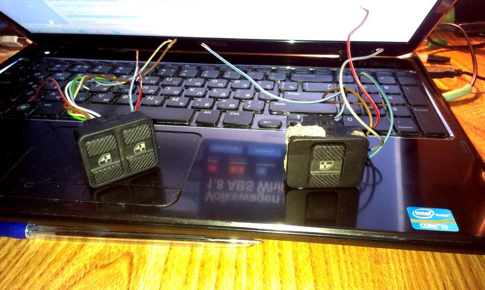 электросхема стеклоподъемников фольксваген б3