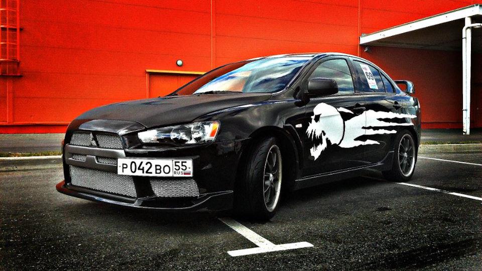 Ёлемент салона Mitsubishi Motors EVO 10 EVO - фото 4