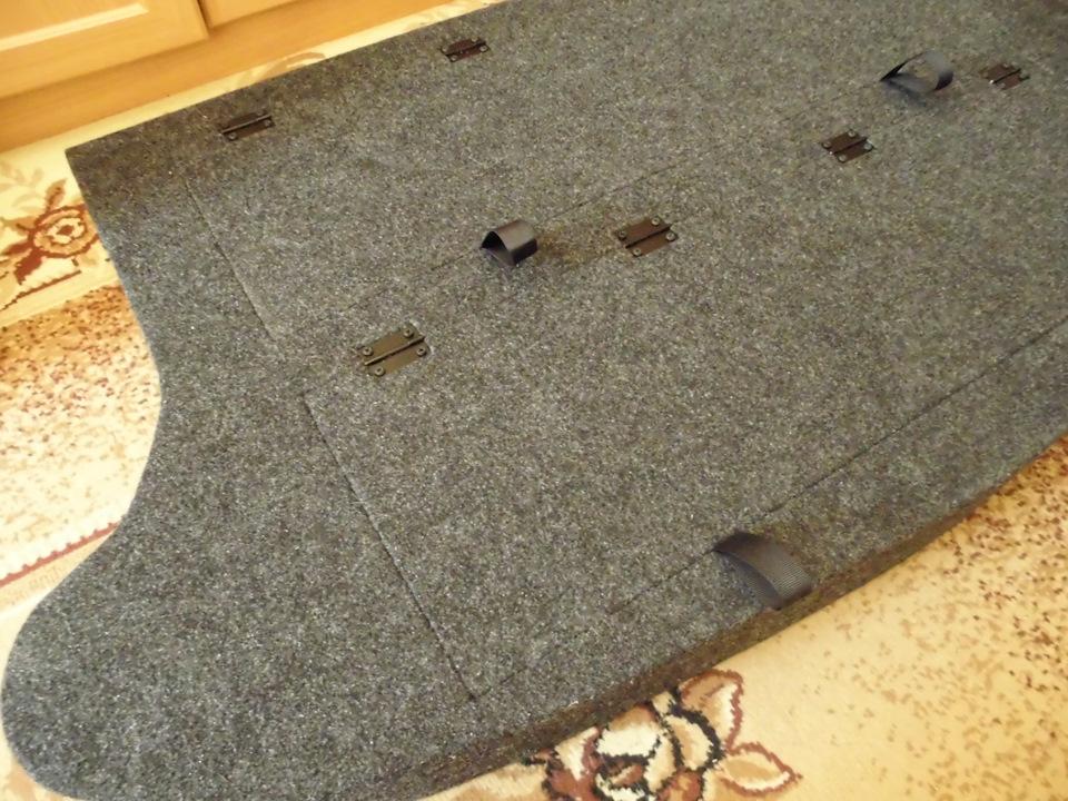 Chevy gel carpet