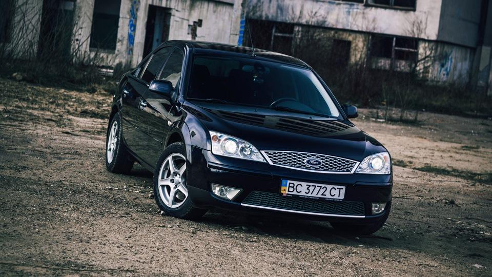 форд мондео фото 3