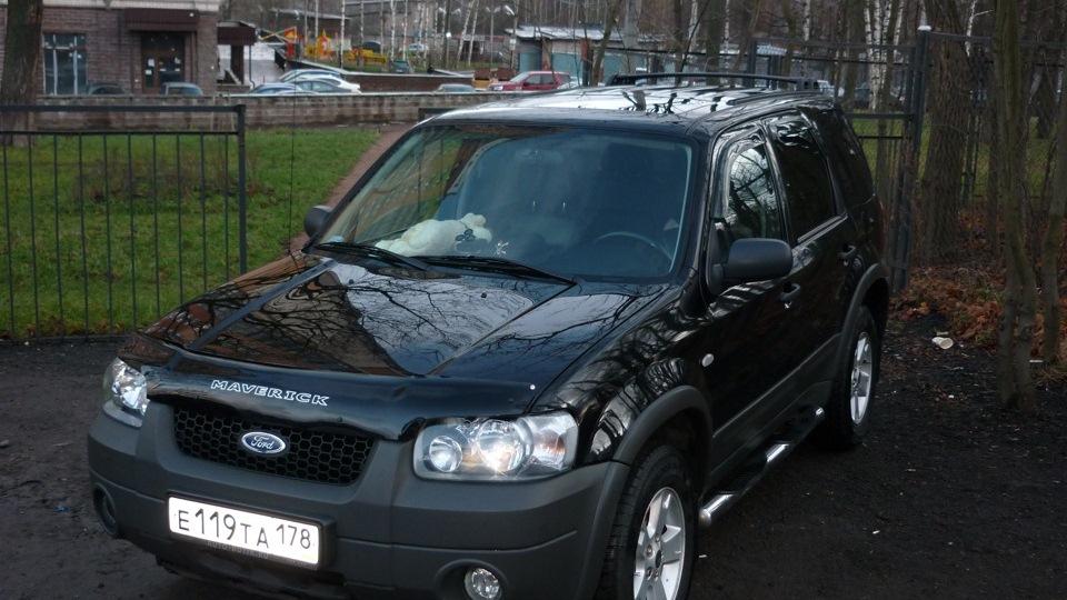 отель форд маверик отзывы владельцев с фото подстерег котовского