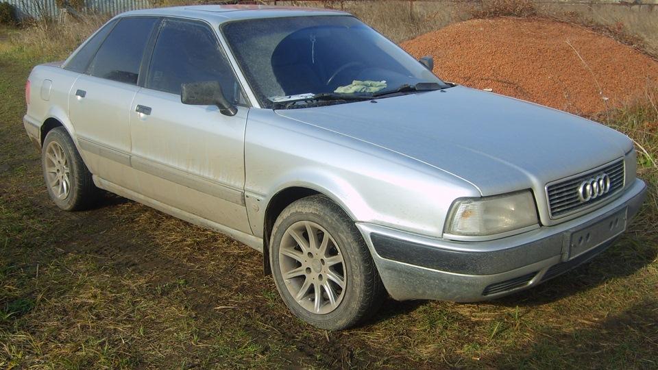 Audi 80 NG 2.3 КЕIII-Jetronik
