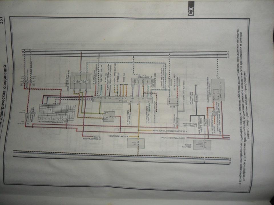 Схемы электрических соединений