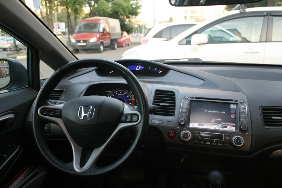 Хонда цивик 8 фото