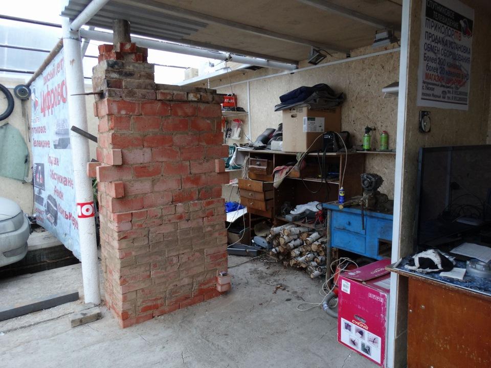 пожалуйста, возможно кирпичные печи для гаража фото типа поделись