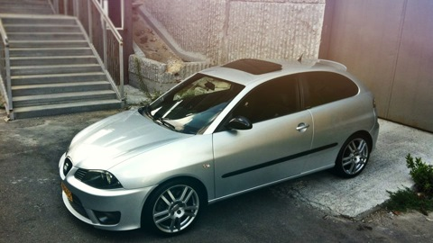 seat ibiza cupra 6l owners 39 reviews with photos drive2. Black Bedroom Furniture Sets. Home Design Ideas