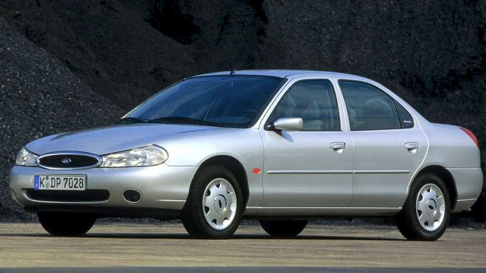 ford mondeo ii owners reviews with