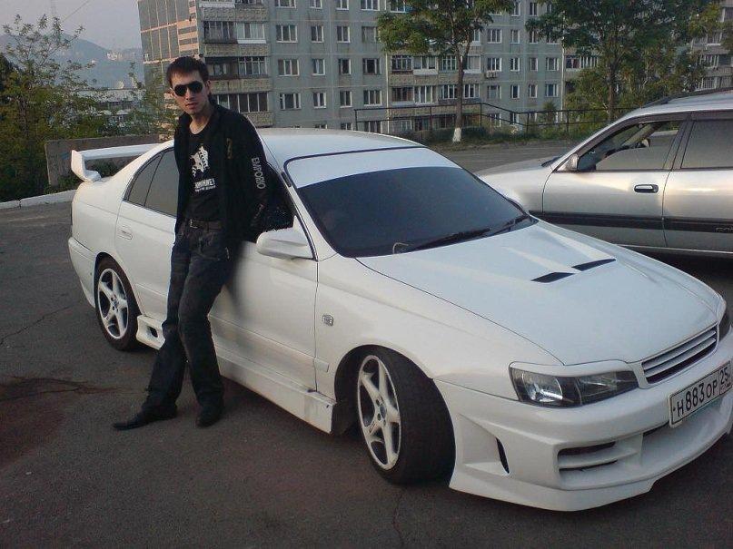Тойота карина тюнинг фото