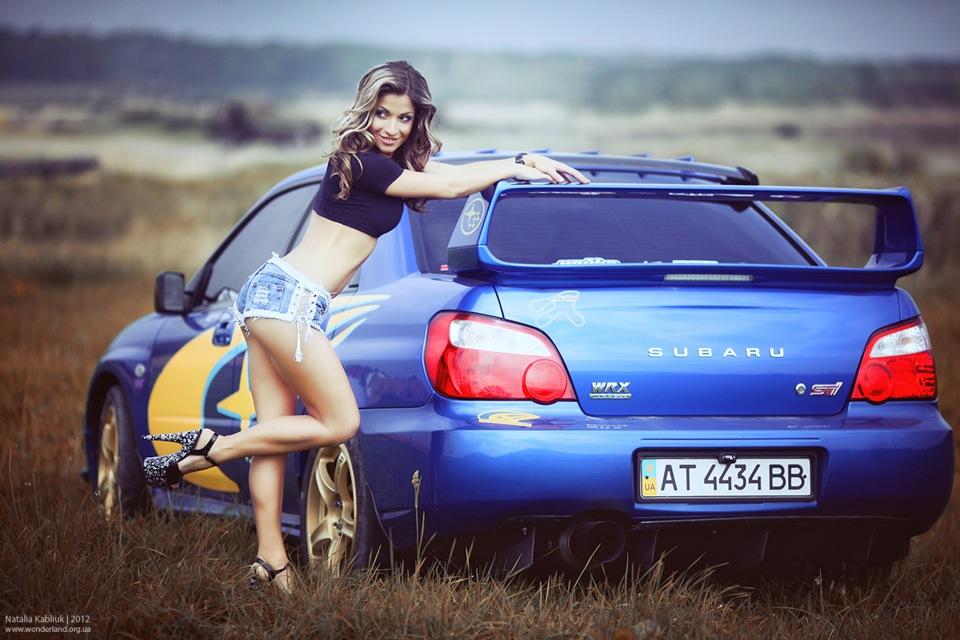 Subaru girl xxx