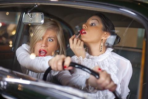 Девушки в ма шине фото 41-881