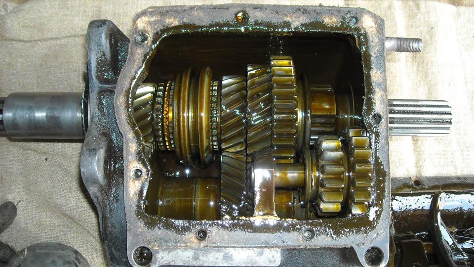 Кпп уаз 469 ремонт своими руками