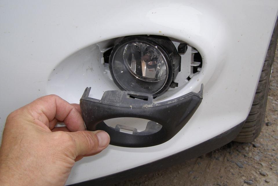 Установка противотуманных фар на форд фокус 3 своими руками