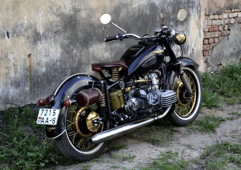 Мотоцикл волк фото - animalsfoto.com