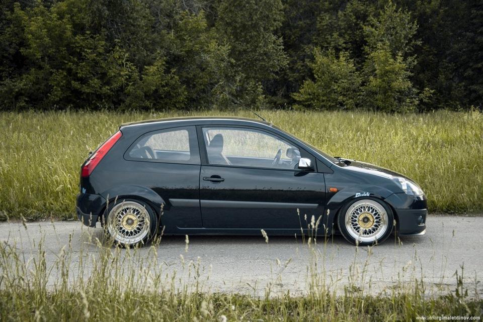 Ford Fiesta Stance? — Сообщество «Stanced» на DRIVE2