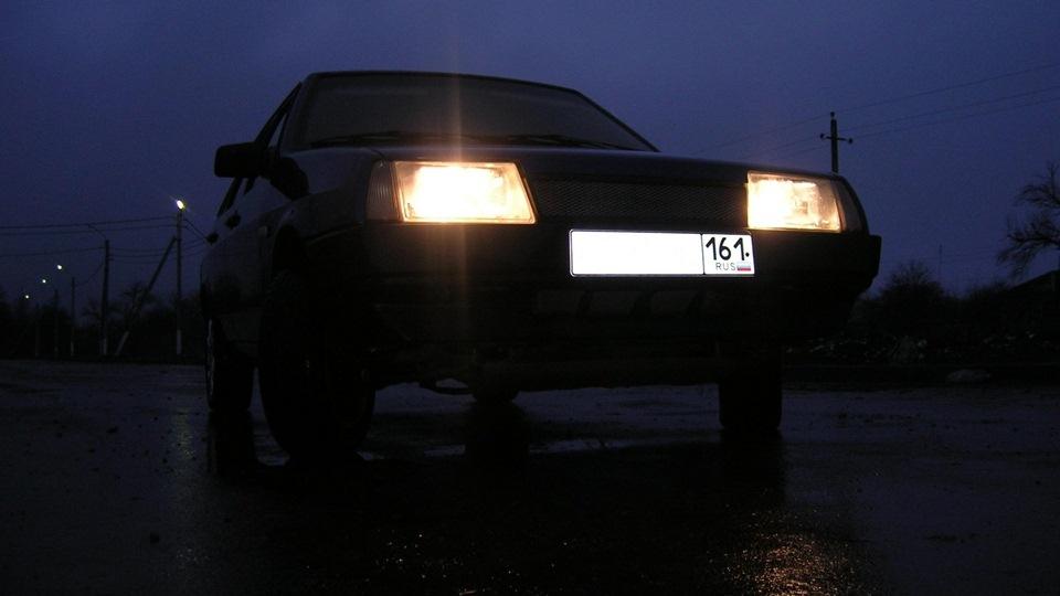 машина 99  лада
