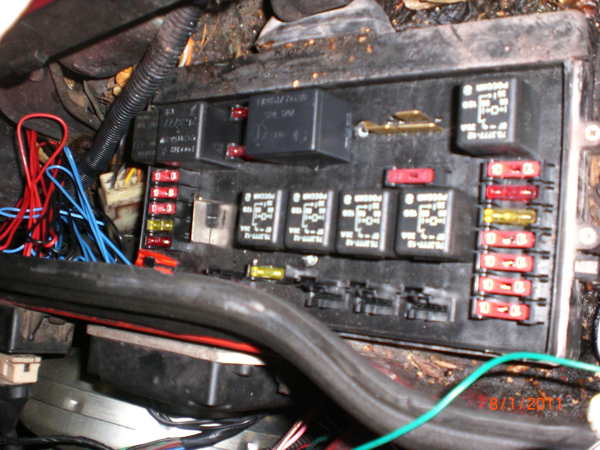 принципиальная электрическая схема спидометра 2114