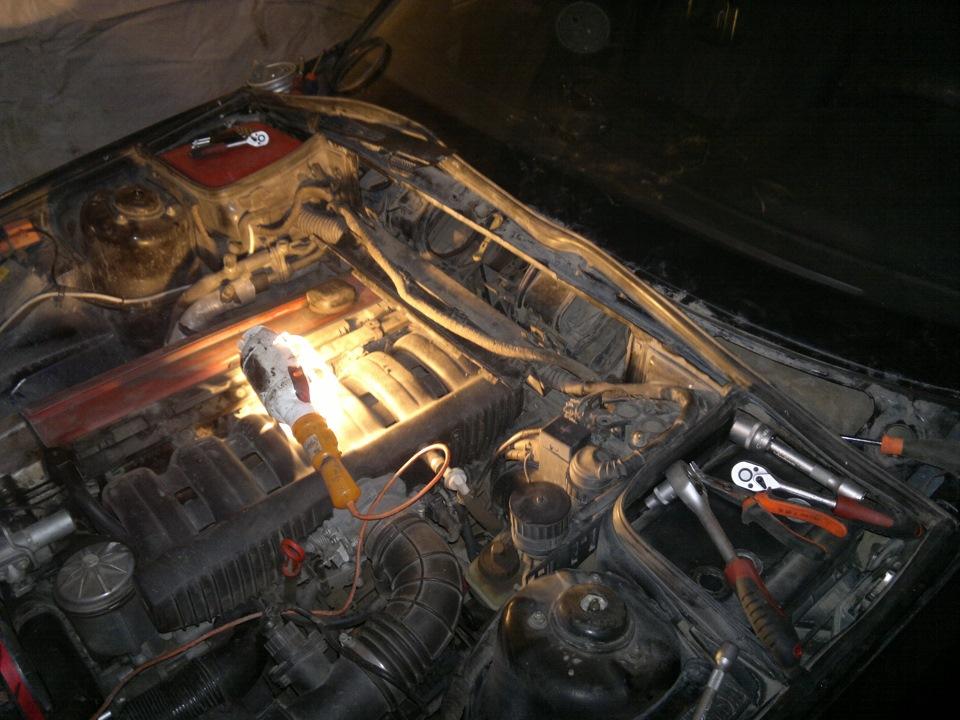Бмв е34 ремонт
