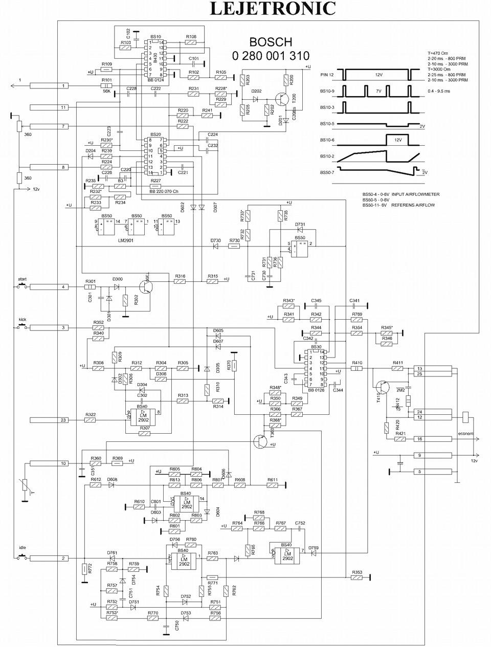 схема подкллючения свечей к трамблеру опель омега а