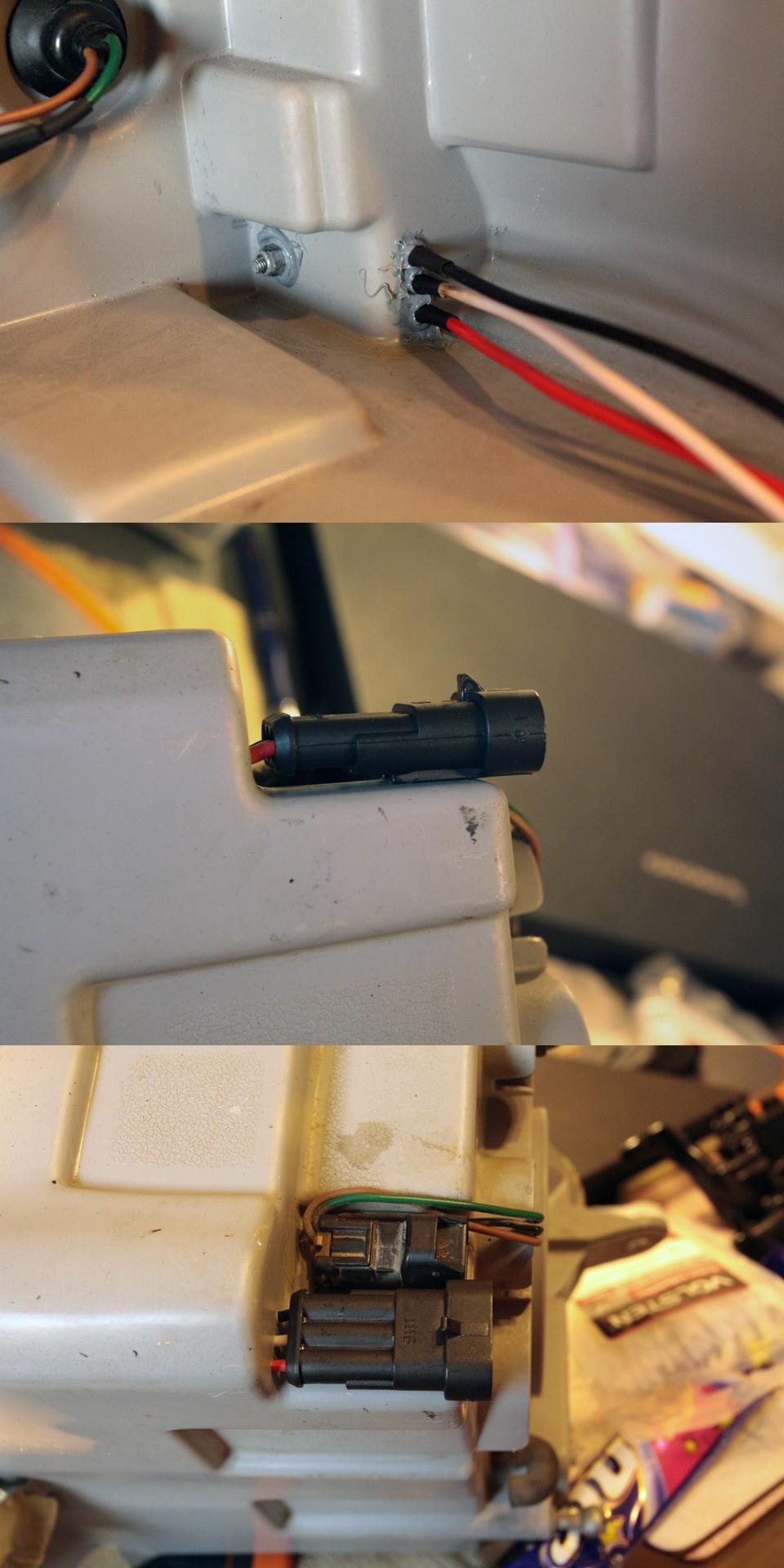 модуль зажигания шевроле спарк электрическая схема