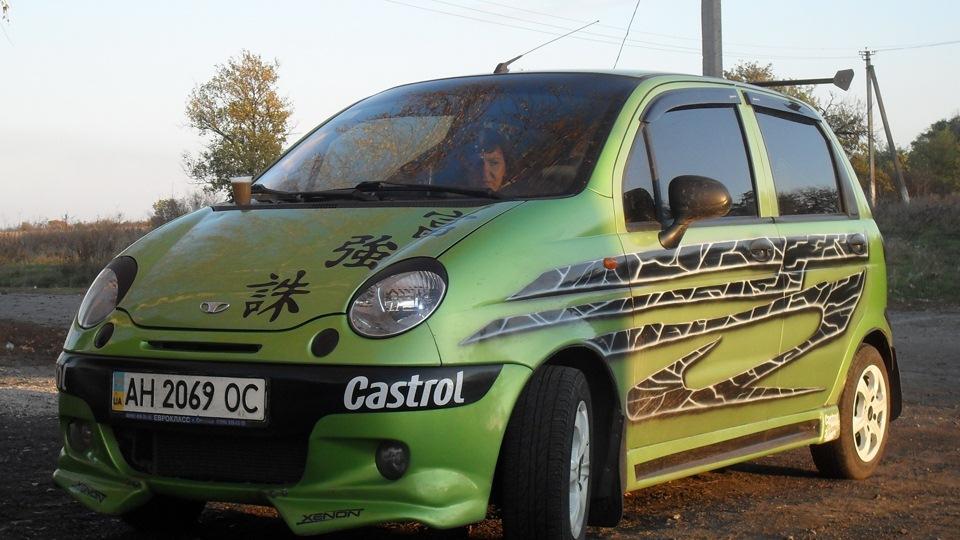 Daewoo Matiz | DRIVE2