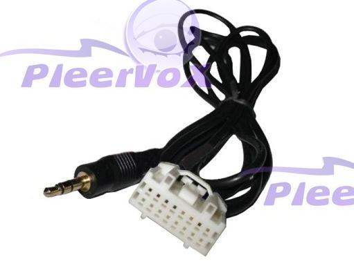 usb кабель к штатной магнитоле mazda 3