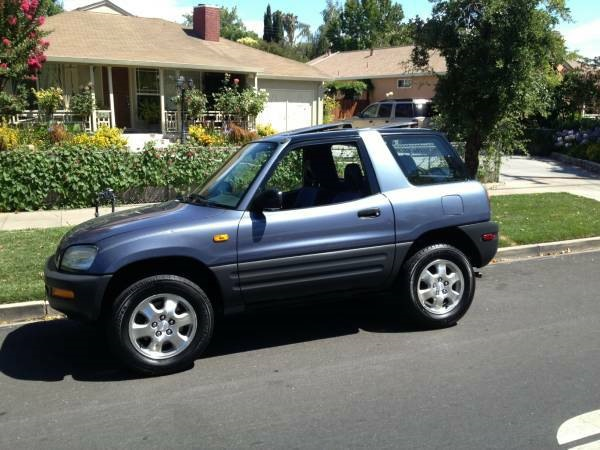 Aside from a Jeep, the two door SUV is virtually non ...