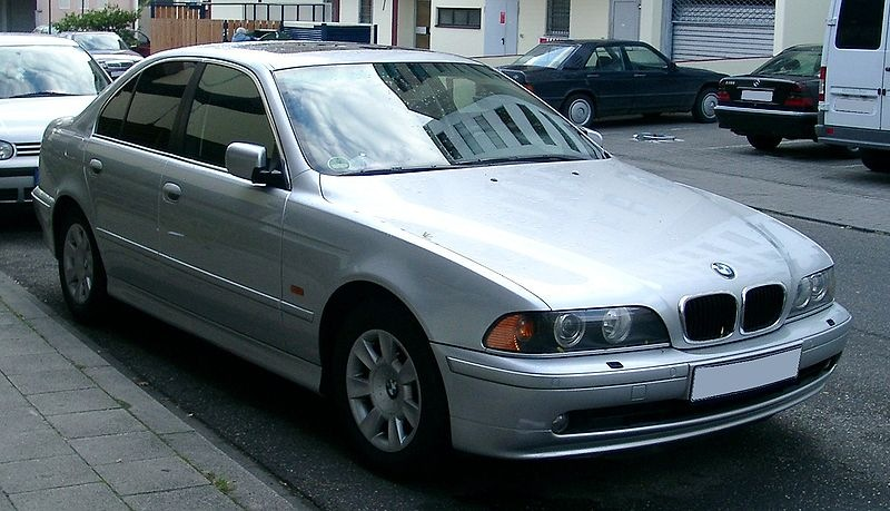 bmw 5 серии 2004 универсал года номер кузова