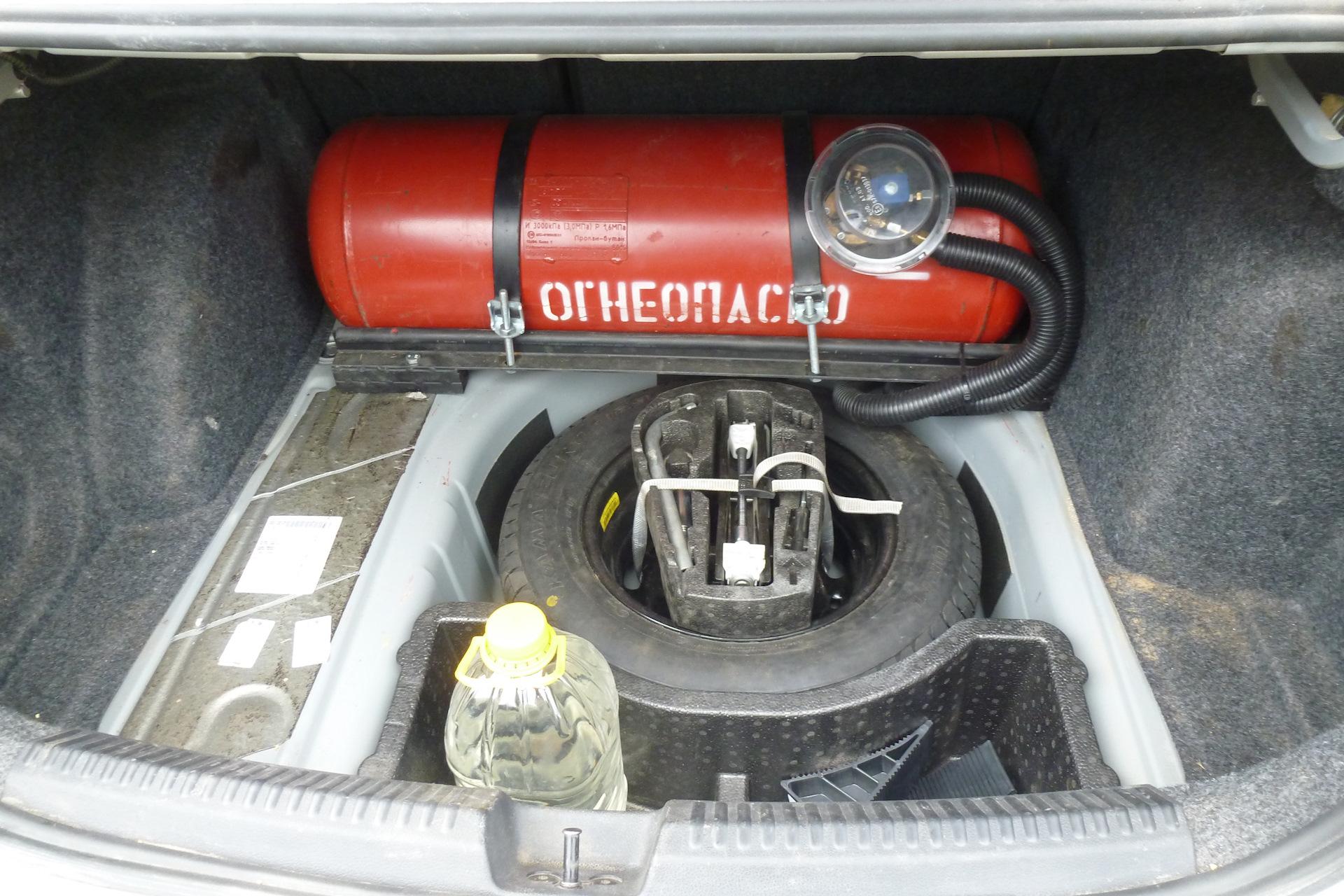 Как поставить газ своими руками 862