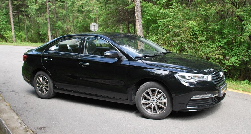 Появились первые данные о цене на седан бизнес-класса  от Lifan