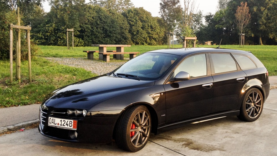 alfa romeo 159 sportwagon ti 2 4 jtdm drive2. Black Bedroom Furniture Sets. Home Design Ideas