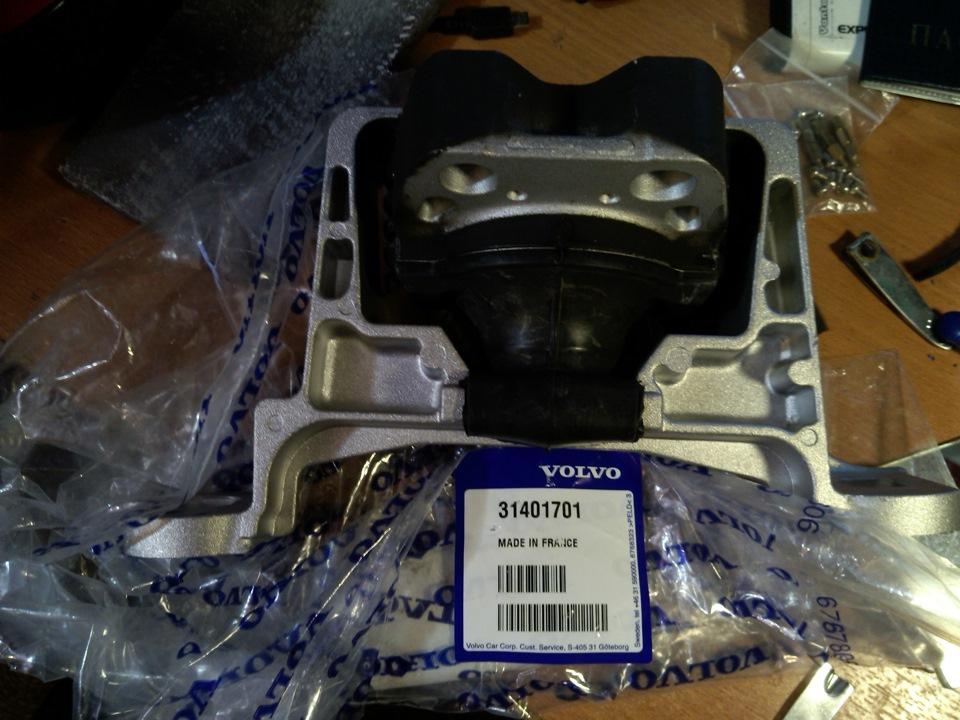 Замена опоры двигателя форд 3 Замена трамблера пежо 405