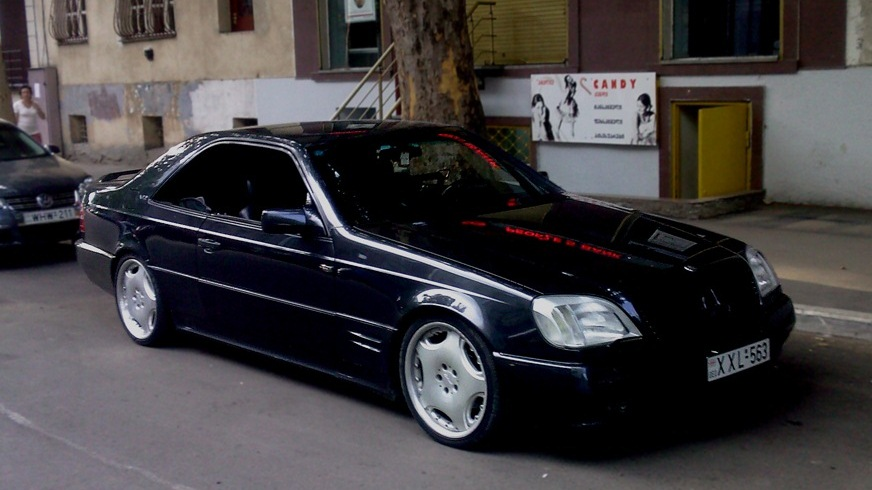 Mercedes Benz S Class Cl 500 Drive2