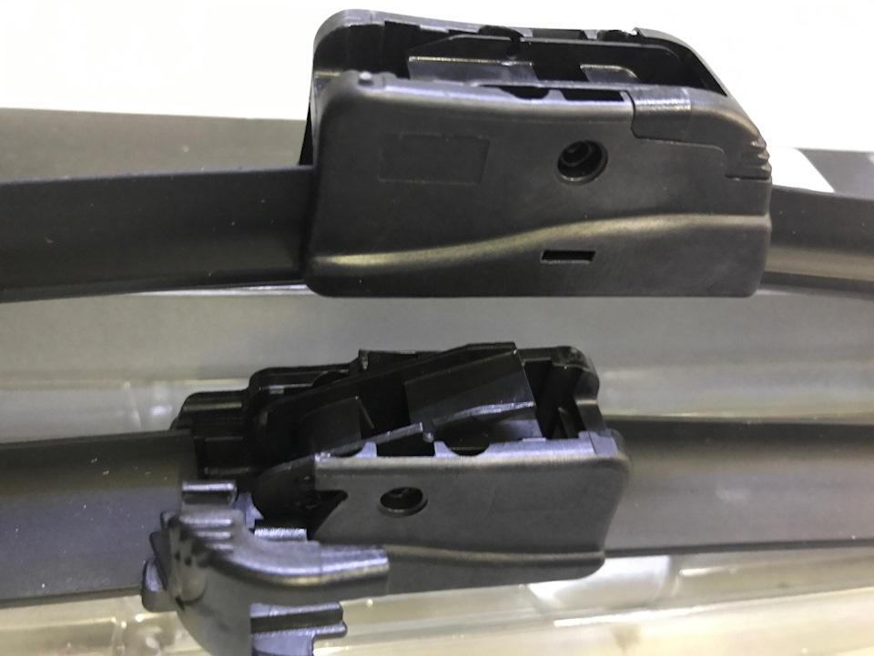 Размер щеток стеклоочистителя дастер