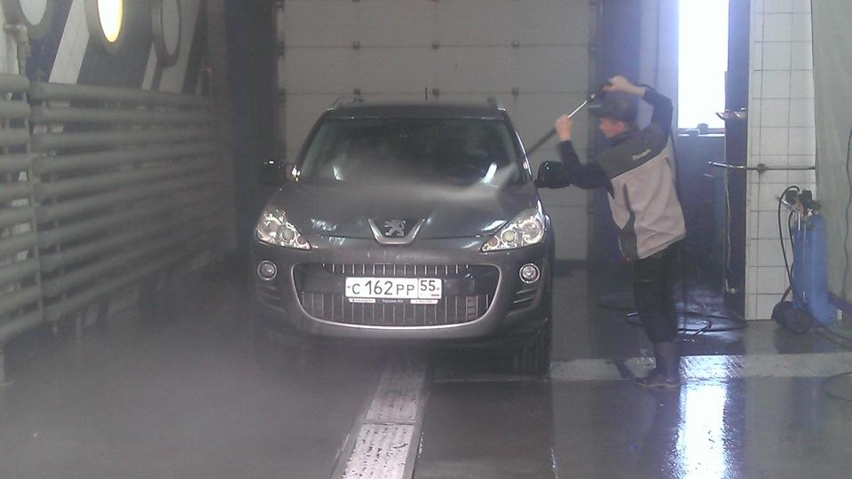 Peugeot 4007